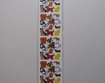 Dog Scrapbooking Stickers