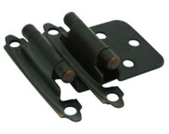 17139-ORB Oil Rubbed Bronze Hinge Variable Overlay (Pair)