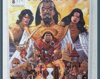 CROSSGEN chronicles book dc comics