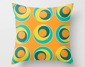 Yellow Pillow Etsy