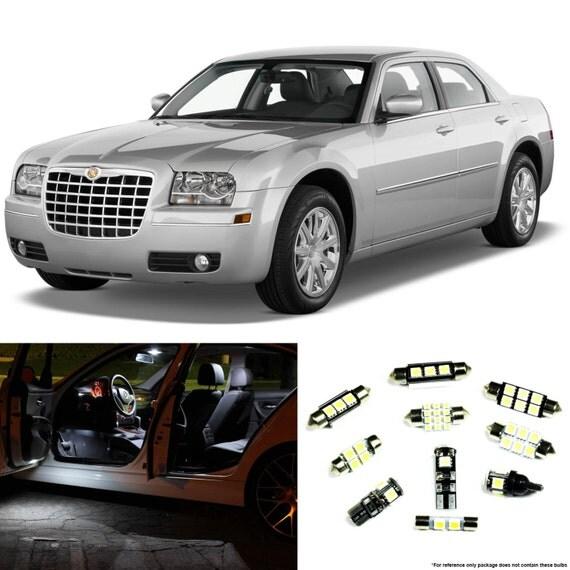 Chrysler 300 2005-2010 Premium LED Interior Lights By