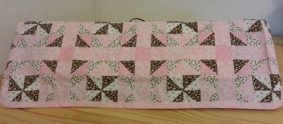 Pink Quilted Look Cover fits Silhouette Cameo