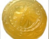 Natural Honey Soap by Down the Lane Farm Pure Essential Oils Scents Peppermint, Lavender, Pink Grapefruit, Patchouli, Tea Tree Oil, More