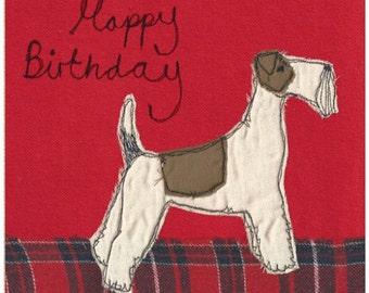 Greetings cards - Fox Terrier
