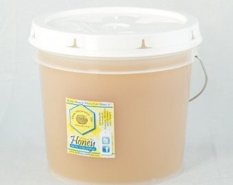 Absolutely Raw Honey - 12 lb Pail