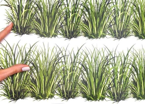 Fliesenaufkleber gras aquarell gro kachel fliesen folie aufkleber wandaufkleber ebay - Fliesenaufkleber gras ...