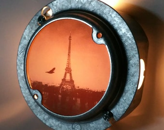Unique Eiffel Tower Night Light