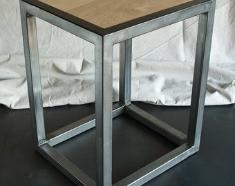 all purpose art cube, pedestal, stool, side table, stylish and robust!
