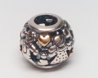 New Authentic Pandora Family Forever Charm Bead 791040