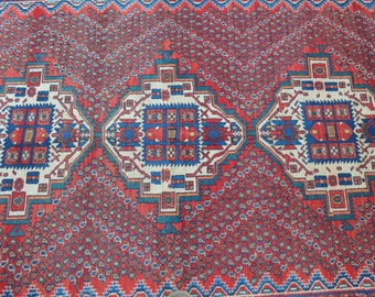FREE SHIPPING Antique Tribal Handmade Carpet Include shipping