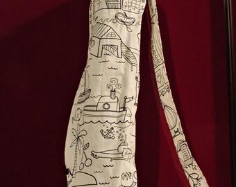 Yoga mat bag 74 cm x 15 cm