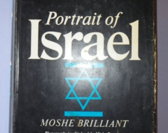 Portrait of Israel by Moshe Brilliant