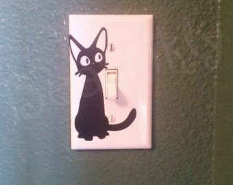 KiKi's Delivery Service Jiji light switch plate, cover