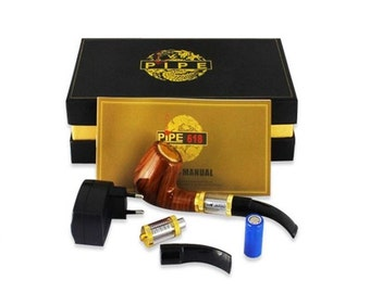 ePipe 618 Traditional Style Electronic Pipe