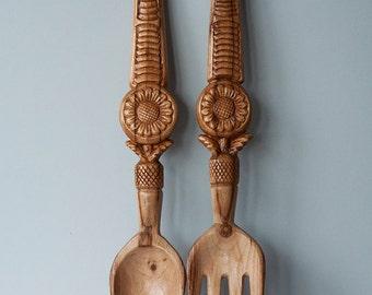 Centro tavola in legno di tiglio naturale dal design moderno