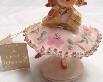 Vintage Rare California Creations by Bradley Girl with Birthday Presents
