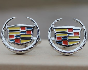 Cadillac Inspired Cufflinks