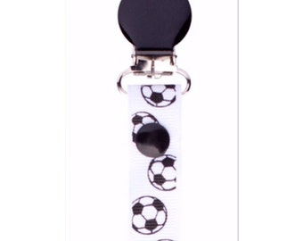 Classy paci sale clearance gift pacifier clip binky holder set soccer pacifier clip sale clearance gift pacifier clip custombinky holder set negle