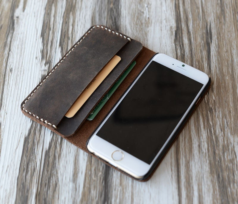 Personalized Leather IPhone 6 Case / iphone 6 by ExtraStudio