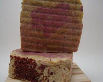 Handmade Cranberry Fig HP Soap