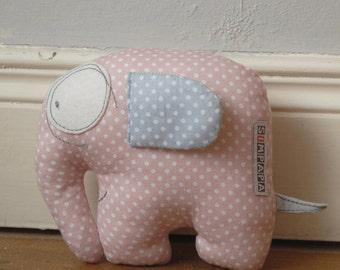 Dot Elephant - soft toy