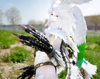 Garuda final fantasy cosplay