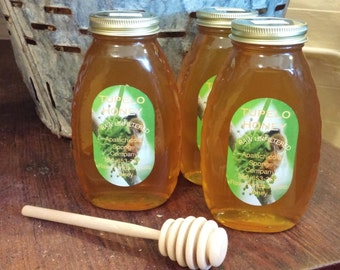 1 Pound Tupelo Honey