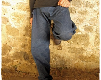 Baggy jeans man - Baggy jeans harem pants