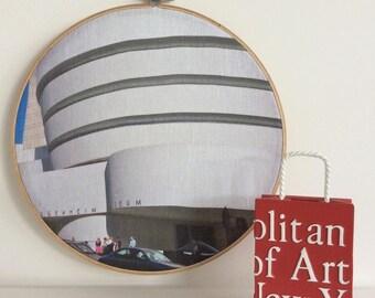 Hoopla Portal to the Guggenheim Museum