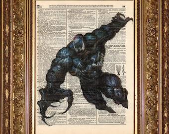 Venom 2 Print