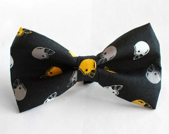 Friday Night Lights Bow Tie  | Sports Bow Tie | Gift for Him | Kid Football Bow Tie | Coach Gift | Dog Bow Tie | Mens Bow Tie