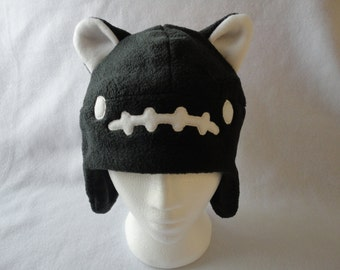 Zombie Kitty Aviator Hat
