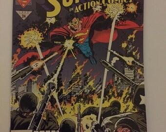 1993 DC Comics Reign of Superman #690