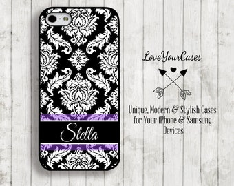 iPhone 6s Case, iPhone 6s Plus Case, iPhone 6 Case, iPhone 6 Plus Case, iPhone 5 Case, iPhone 5c Case, Monogram Case, Personalized Phone 561