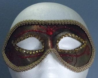 Mayan Masquerade Mask