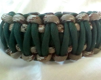 King Cobra Paracord Bracelet