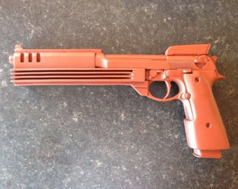 RoboCop 1987 Auto-9 OmniCorp Movie Pistol Replica Prop Gun Model Resin Kit