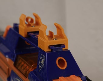 3D Printed – Nerf Trans Front Sight for Nerf Gun