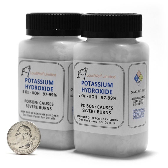potassium hydroxide koh These elements make up potassium hydroxide besides the exam, koh is used  in fertilizers, soft soaps, alkaline batteries, and other products.