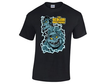 The Scoleri Brothers - Ghostbusters T-Shirt