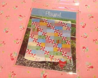 Playfull Quilt Pattern