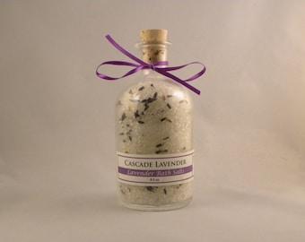 Dead Sea Bath Salts, Lavender