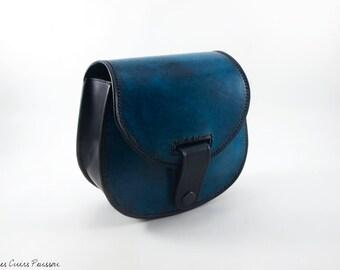 Leather Balt Bag - Vegetal Tanning