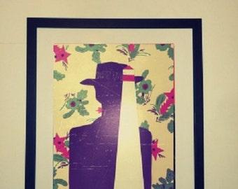 Shutter island of minimalist movie poster