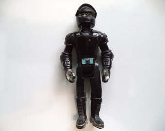 Vintage 1974 Fisher Price action figure Clawtron Robot Space
