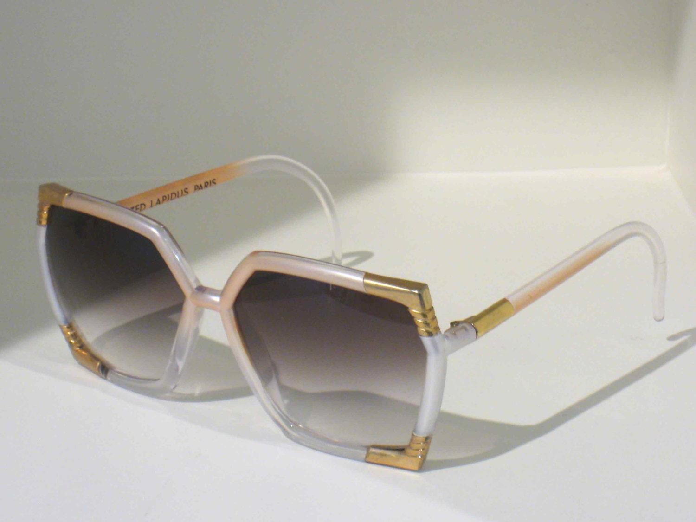 Vintage Ted Lapidus Sunglasses 121