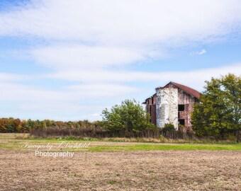 Abandoned Barn, Old Barn, Rural, Fine Art Photography, Fine Art Print, Wall Decor
