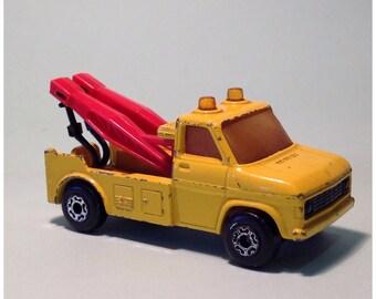 1978 WRECK TRUCK by Lesney: Matchbox No 61