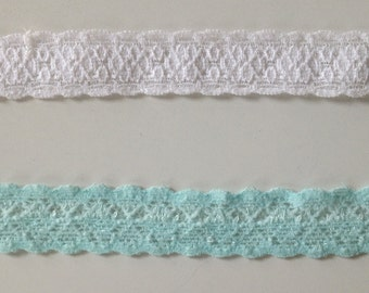 Stretchy Elastic Lace