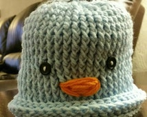 Adorable Baby Chick Hat
